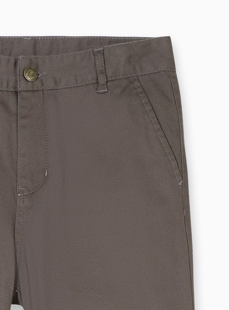 Quần Chinos bé trai Relaxed Fit