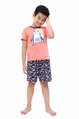 Bộ ngắn tay Fat Shark Easy Wear (Fat Shark Easy wear sets)