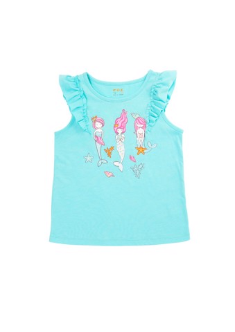 Áo thun 3 Mermaids (3 Mermaid T-shirt)