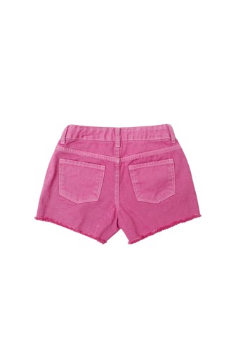 Quần shorts jeans Color (Colorful denim short)