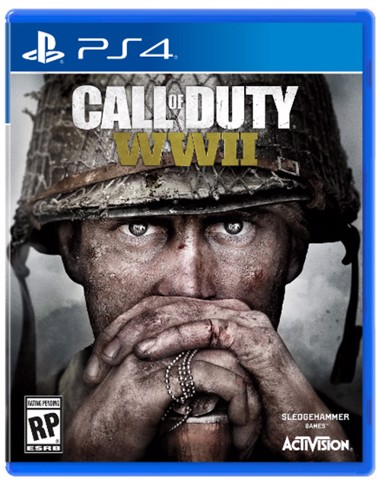 Game PS4 - Call of Duty WWII