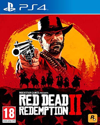 GAME PS4 - RED DEAD REDEMPTION 2