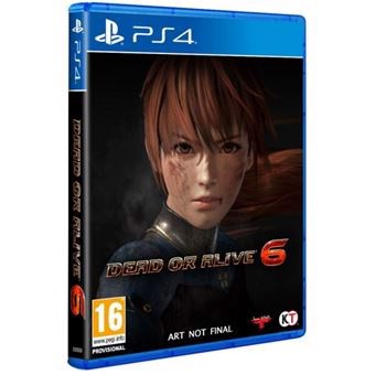 Game PS4 - Dead or Alive 6