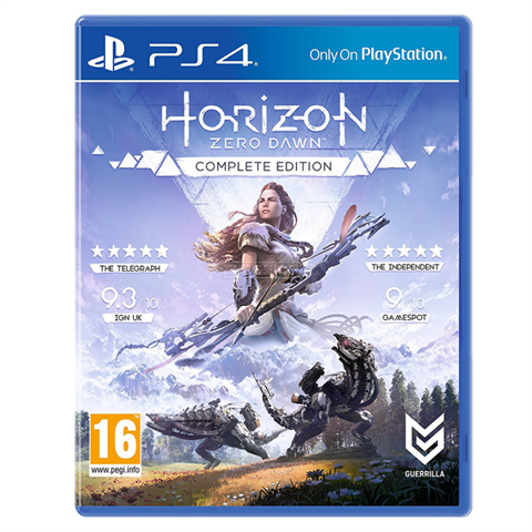 Game PS4 Horizon Complete Edition
