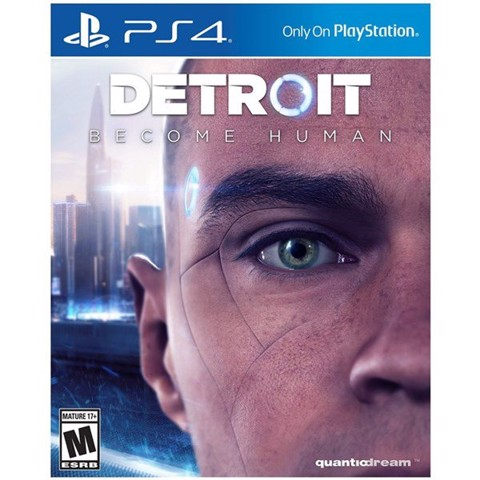 Game PS4 - Detroit Become Human