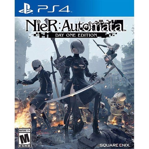 Game PS4 - NieR Automata