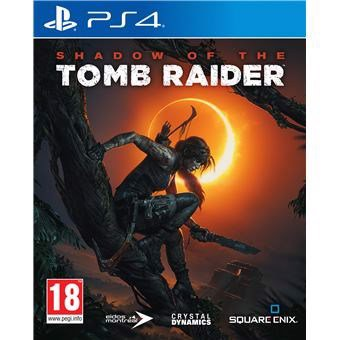 Game PS4 Shadow of the Tomb Raider