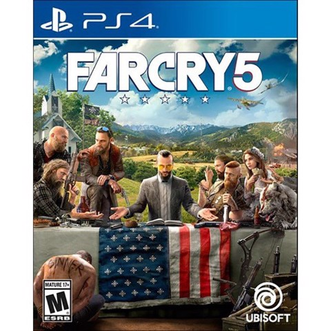 Game PS4 - Farcry 5