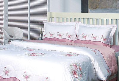 Bô Drap Cotton Satin ED614