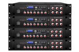 PA26 Series 6 Zones USB/SD/FM Mixer Amplifier