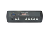 PA60 2*30W Stereo Bluetooth/USB Class D Amplifie