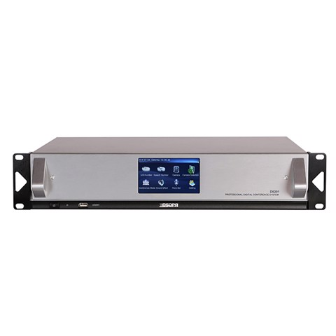 D6201 Intelligent Digital Conference Controller