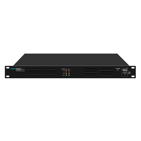 DSA2012 Class-D Two Channel Power Amplifier