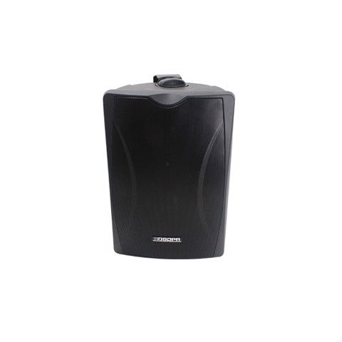 DSP6608R 2x40W Wall Mount Active Speaker with Wireless Mic