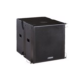 "LA19SA Single 18"" Active Bass Speaker"
