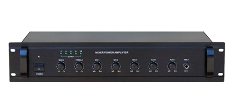 MA-120 Mixer Amplifier 120W