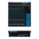MG16XU 16 Channel Audio Mixer with Built-in Effect (YAMAHA)
