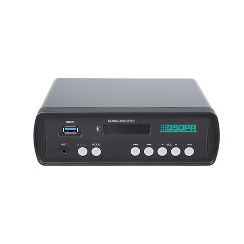 Mini60 30W x 2 Mixer Ampliifer Bluetooth
