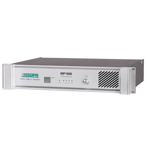 MP1600 350W Power Amplifier