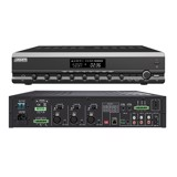 MP1000U 350W 2 Zones Integrated Mixer Amplifier with Remote Paging