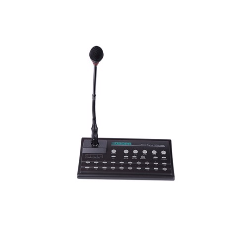 PC1010R 100 Zones Remote Paging Microphone