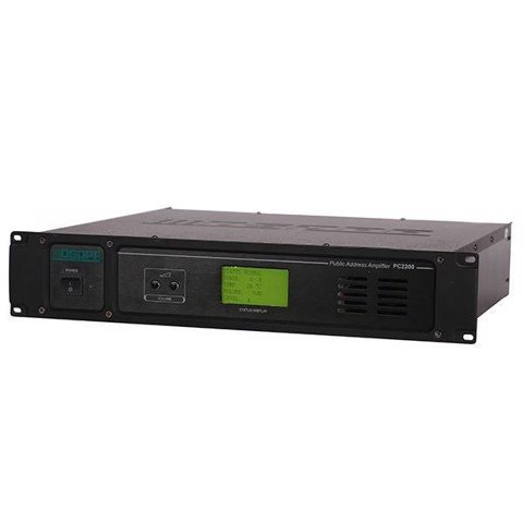 PC2200 PC10 Series Power Amplifier