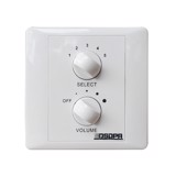 WH-2 6W Speaker Volume Controller With Selector