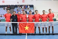 Quần tennis Sea Games 30