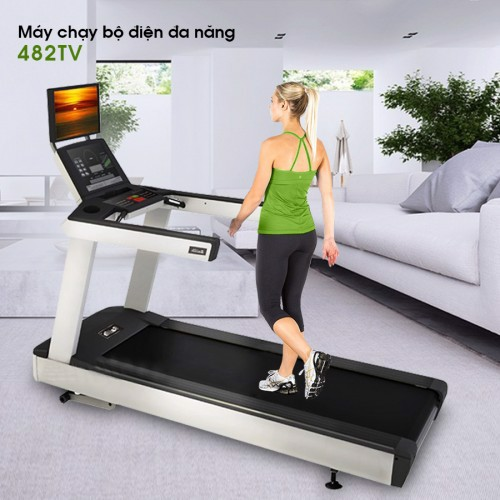 ELECTRIC TREADMILL 482 TV