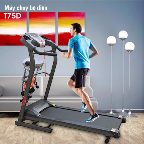 ELECTRIC TREADMILL T75D