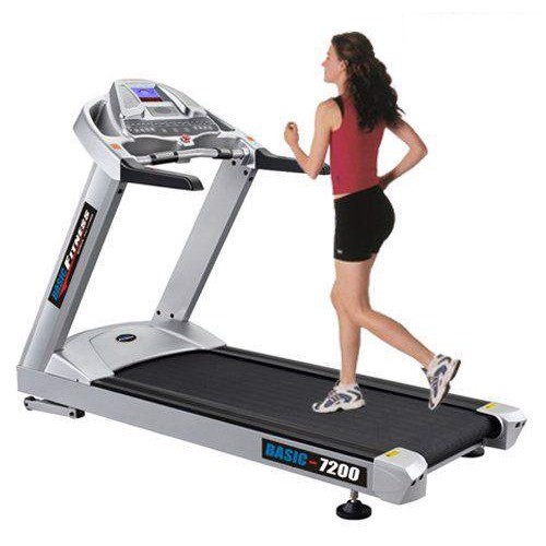 ELECTRIC TREADMILL BSC 7200