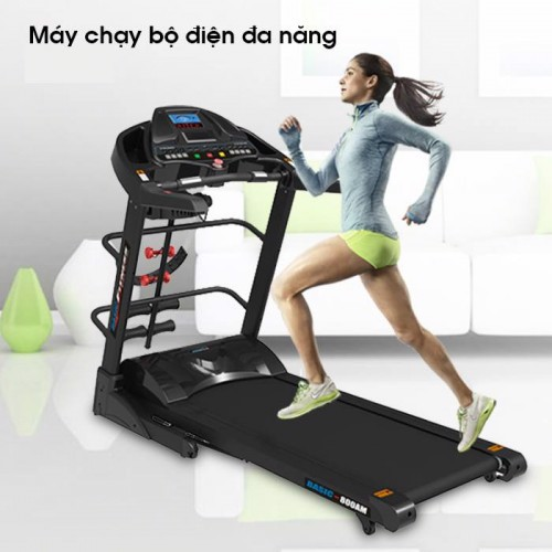 ELECTRIC TREADMILL BSC 800AM