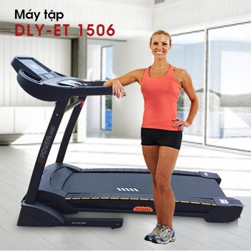 ELECTRIC TREADMILL ET1506