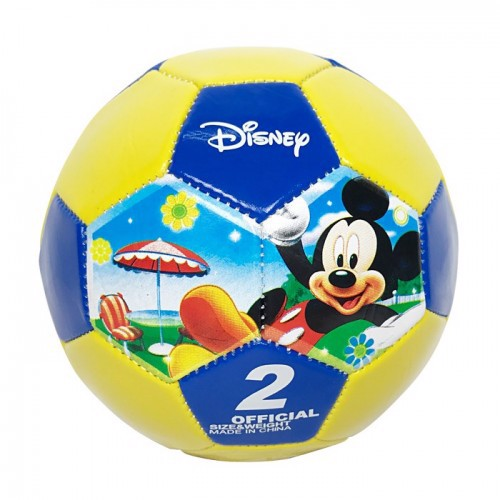 KID SOCCER BALL MICKEY