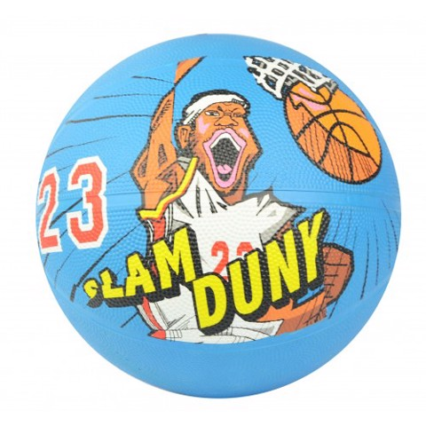 RUBBER BASKETBALL SIZE 6