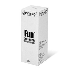 Gel bôi trơn Okamoto Fun Collagen chai 60ml