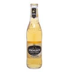 Nước táo lên men Ciders Strongbow Gold Apple chai 330 ml