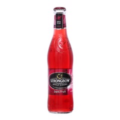 Nước táo lên men StrongBow Dark Fruit Sleek chai 330 ml