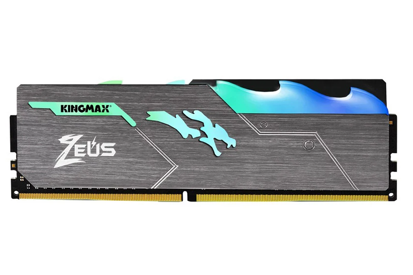 RAM desktop KINGMAX Zeus Dragon RGB (1x16GB) DDR4 3000MHz