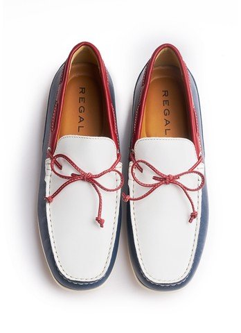 REGAL Casual Loafers White