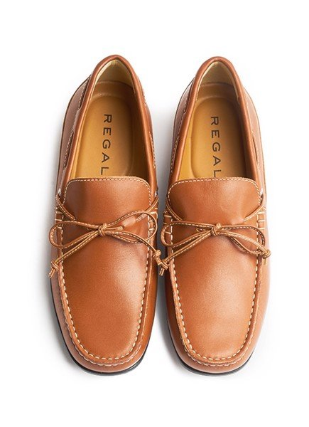 REGAL Casual Loafers Brown