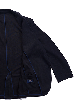 Coedo Jacket Navy Black Coolmax