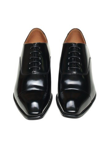 REGAL Oxford Cap Toe Black