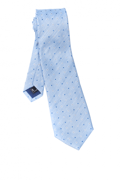Cà vạt nam Light Blue Novelty Tie