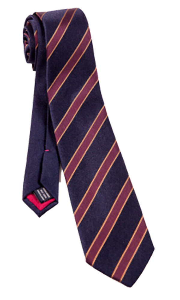 FRANCO SPADA Blue & Red Regimental Stripe Tie - 10119446 , WTIN0136 , 386_1016058675 , 2250000 , FRANCO-SPADA-Blue-Red-Regimental-Stripe-Tie-386_1016058675 , coedo.com.vn , FRANCO SPADA Blue & Red Regimental Stripe Tie