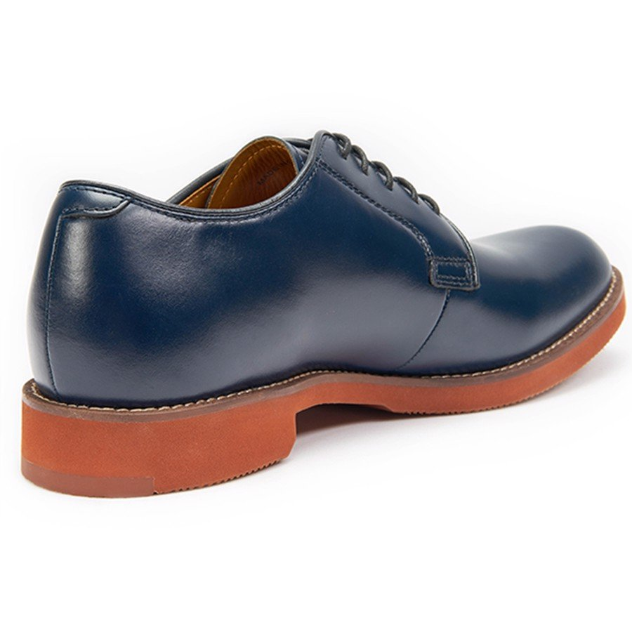 REGAL Smart Casual Plain Toe Navy