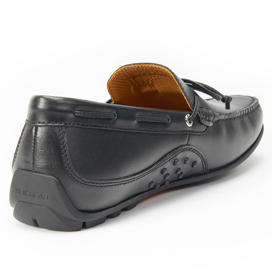 REGAL Casual Loafers Black