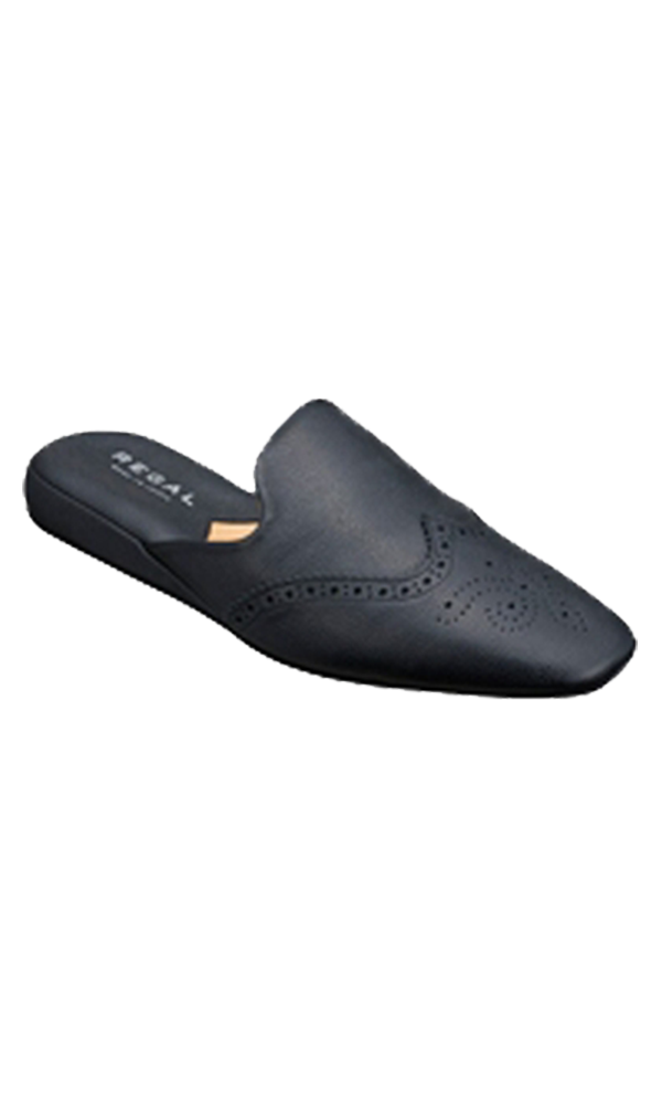 REGAL Driving Slip On Black