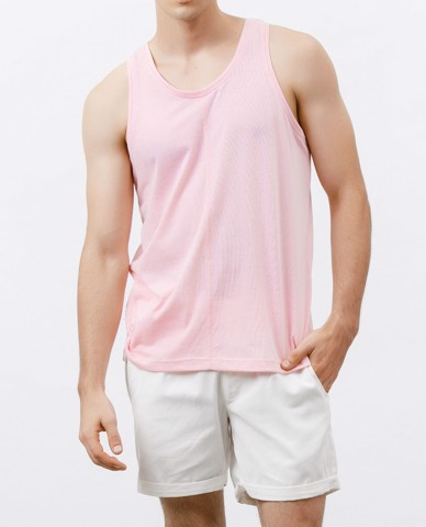 ÁO THUN NAM SLEEVELESS TOP (FLAMINGO)