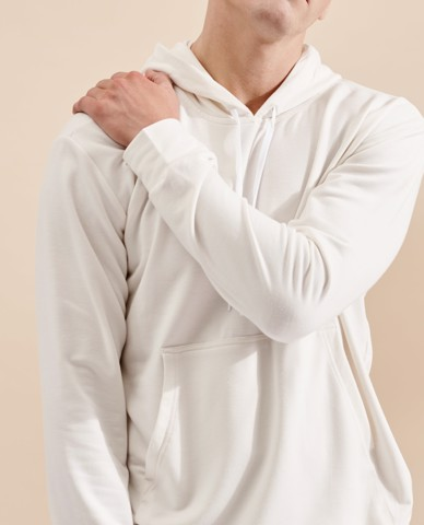 ÁO THUN NAM SWEATSHIRT WITH POUCH POCKET